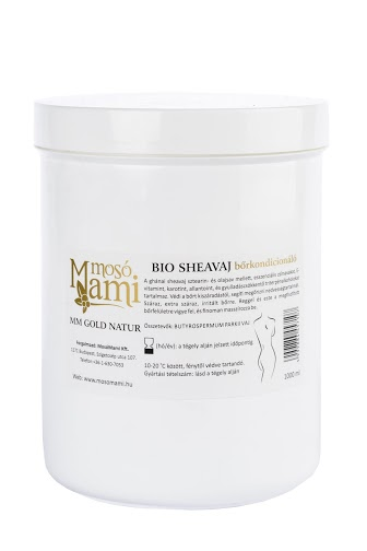 Shea butter organic, unrefined 1000 ml-900 gr