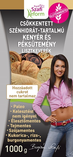 Szafi Reform Low CH Bread and Pastry Flour Mix, 1kg