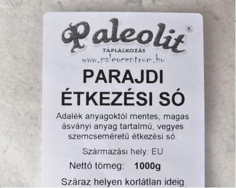 Transylvanian Praid Table Salt 1 kg