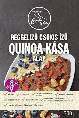 Szafi Free Instant Choco Quinoa porridge with carob 300gr