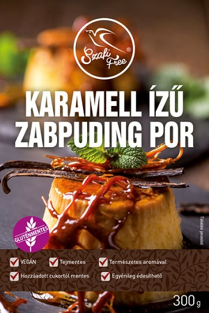 Szafi Free Toffee oat pudding 300g