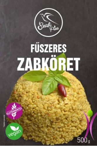 Szafi Free Glutenfree Spicy Oat side dish 500gr