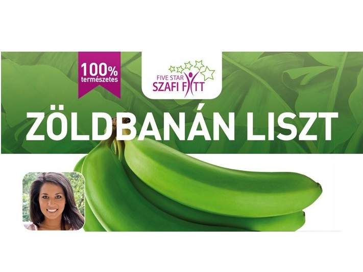 Szafi Reform Plantain, Green Banana Flour Premium, 500g