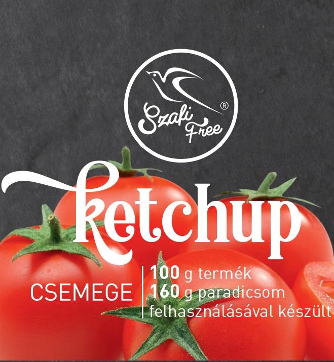 Szafi Free Ketchup 290gr