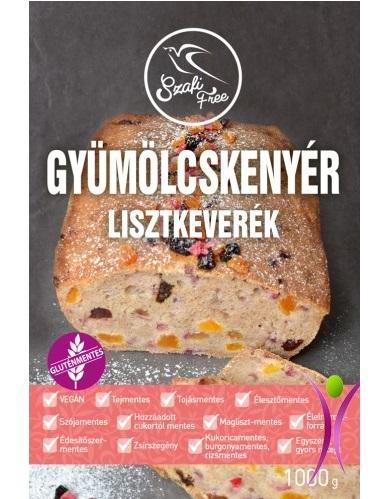 Szafi Free Buckwheat Fruit Cake Mix 1kg
