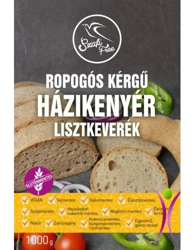 Szafi Free Crispy Homemade Buckwheat Bread Mix with 1kg