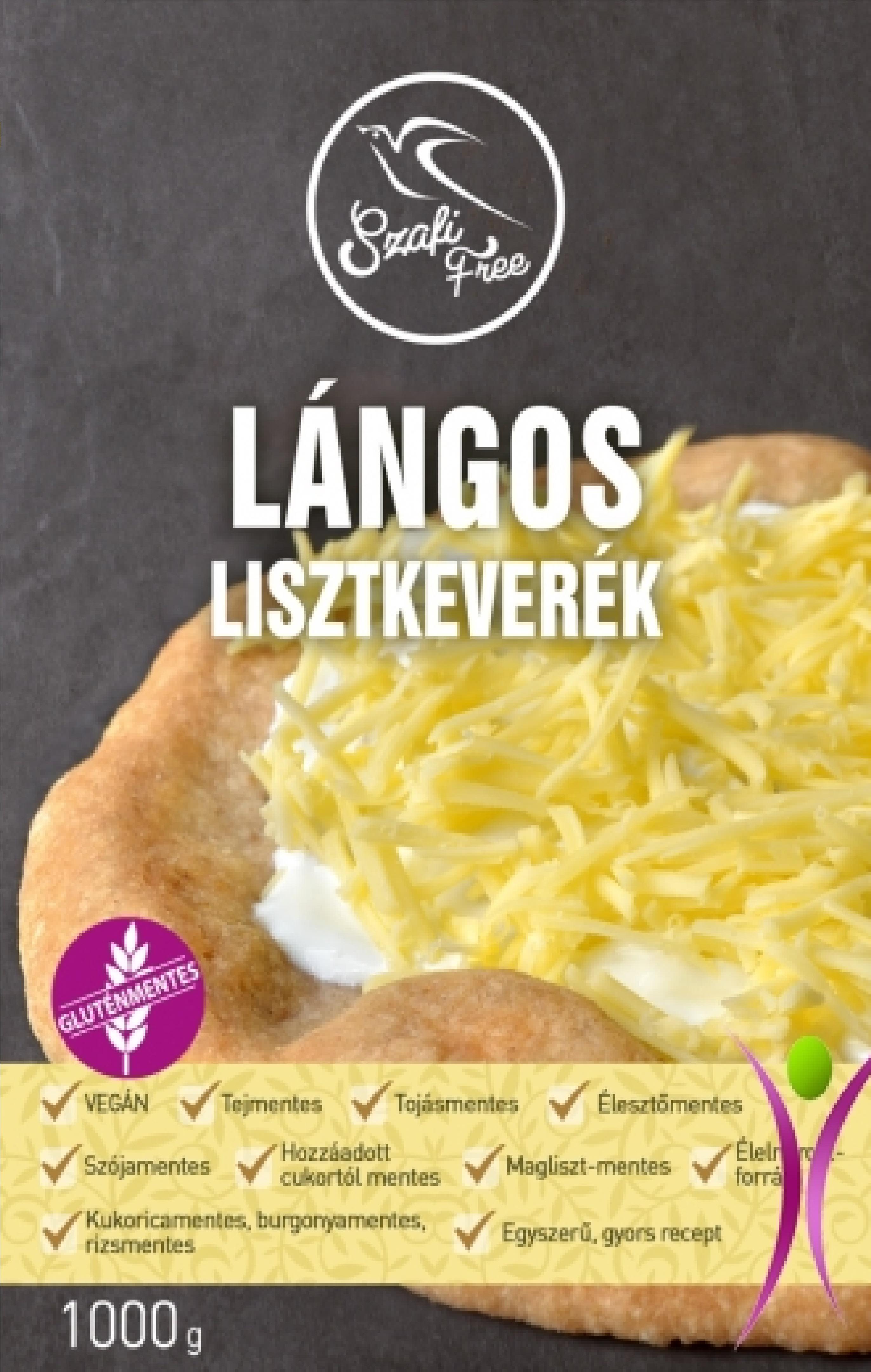 Szafi Free 'Langosh' Mix 1 kg