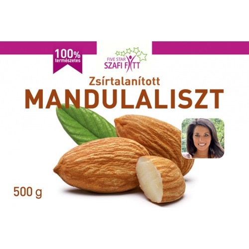 Szafi Reform defatted Almond Flour 500g
