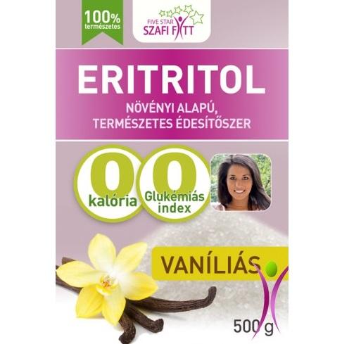 Erythritol, Vanilla flavoured, 500gr