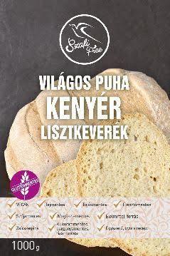 Szafi Free Soft White Bread Mix, 1kg