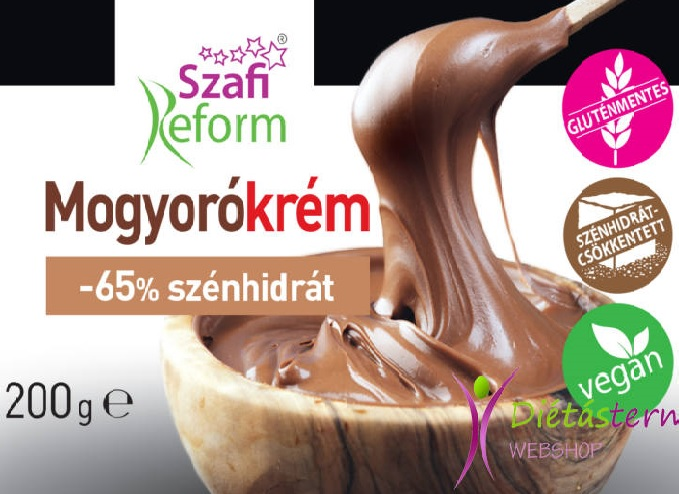 Szafi Reform Low Carb Cacao Nut Cream 200g