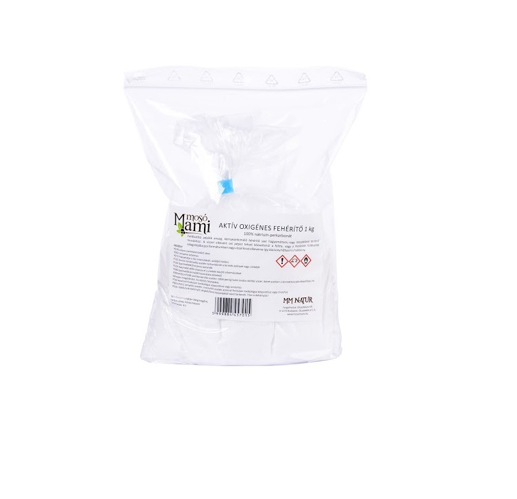 MM Natur oxyganeted whitener (sodium percarbonate) 1 kg