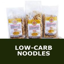 Low-carb noodles