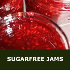 Sugarfree jams