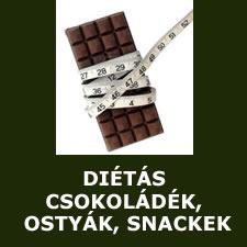 Diétás snackek