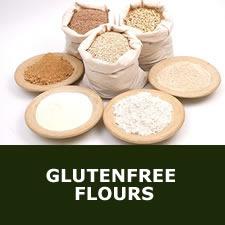 Glutenfree flours