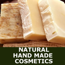 Natural hand made cosmetics