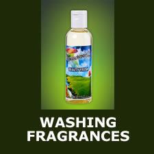 Washing fragrances