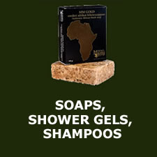 Soaps, shower gels, shampoos