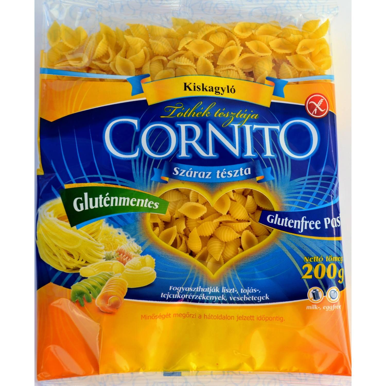 Cornito glutenfree soup noodle, Shells 200g