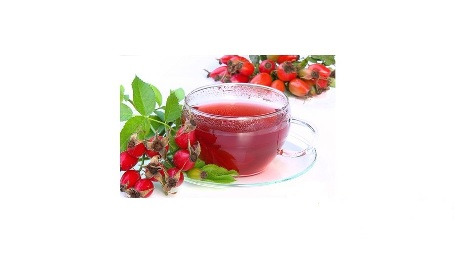 BIO Cranberry Rosehip Tea 20 filters