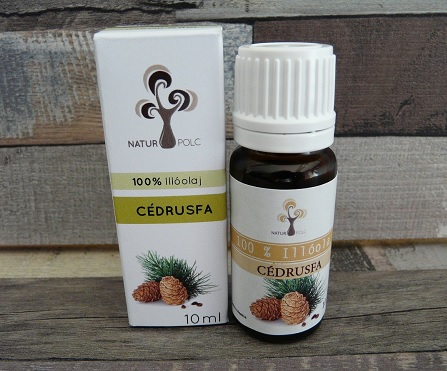 Cedarwood Essential Oil, 10ml