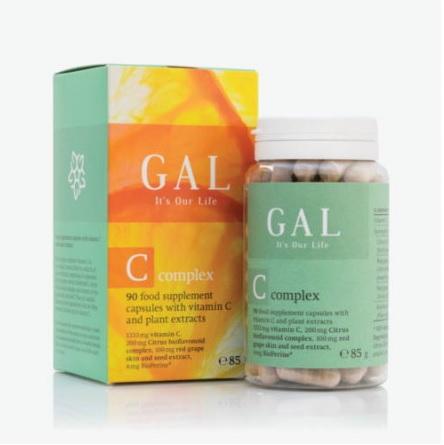 GAL Vitamin C Complex 90 capsules