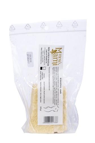Organic Cocoa Butter Block, Unrefined 500 gr