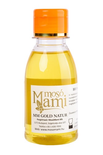 MM Almond Oil (BIO, cold-pressed), 110 ml