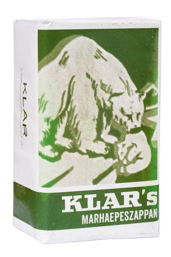 Klars Ox-Gall Soap 100 g