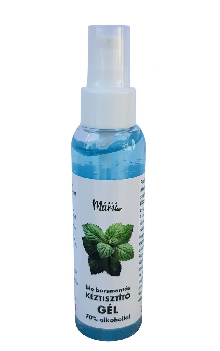 Bio Peppermint Hand Sanitizer 100ml