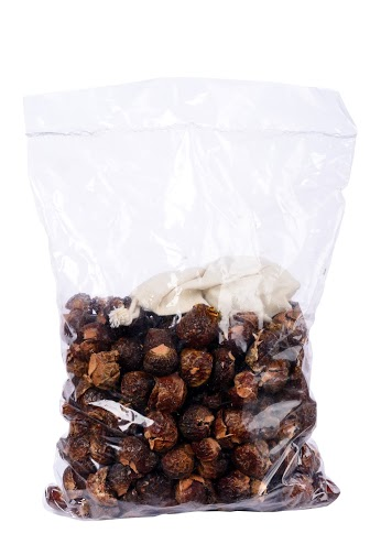 Organic Soap Nut 500 gr + FREE laundry bag