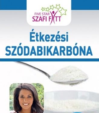 Szafi Reform Baking Soda, foodgrade 500 g