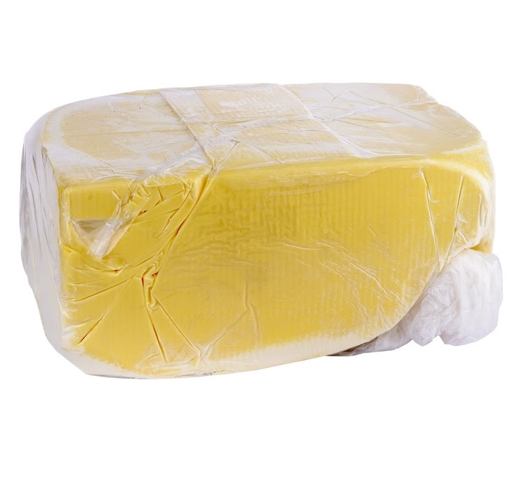 Shea butter block 2,5 kg, refined