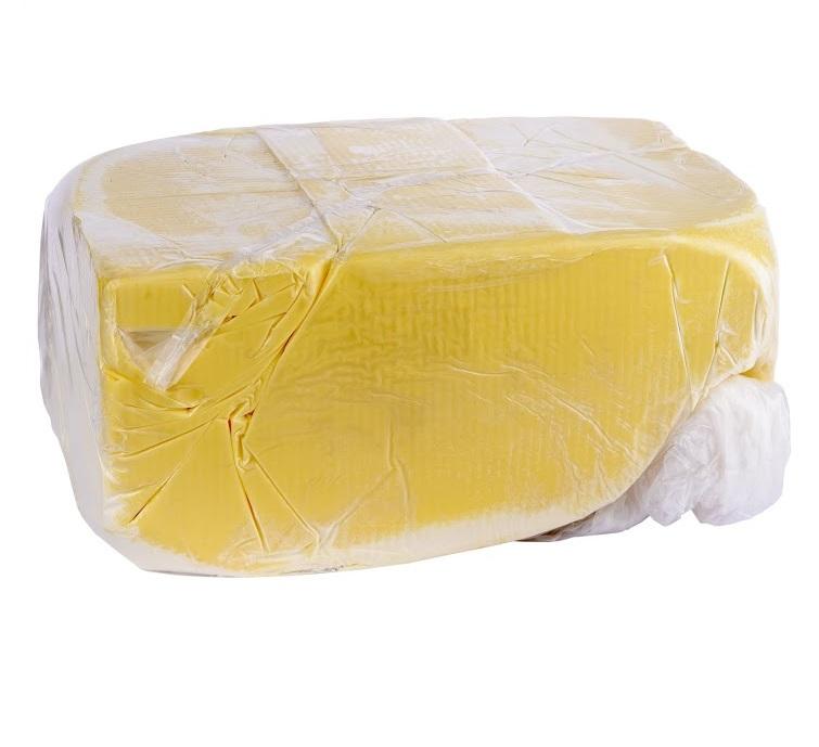 Shea butter block 500 gr, refined