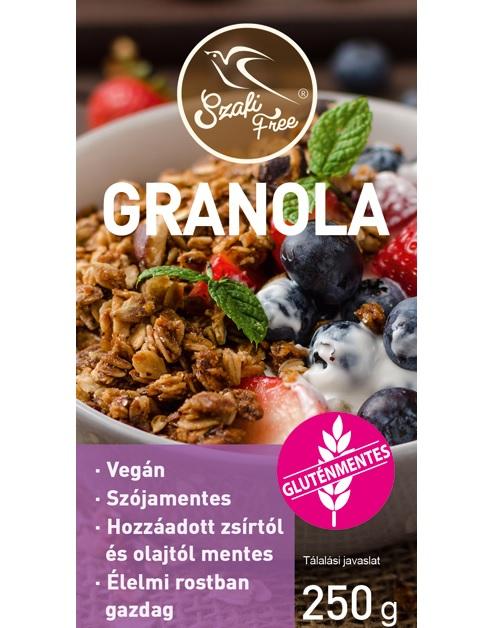 Szafi Free Granola, glutenfree 250g