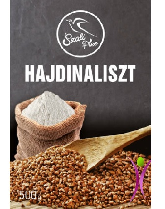 Szafi Free Buckwheat Flour 500g