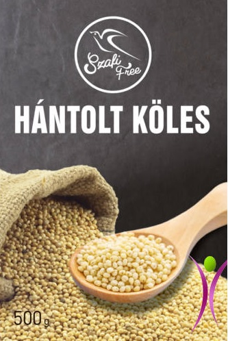 Szafi Free Hulled Millet 500g