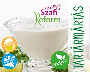 Szafi Reform Tartar sauce, vegan 270g