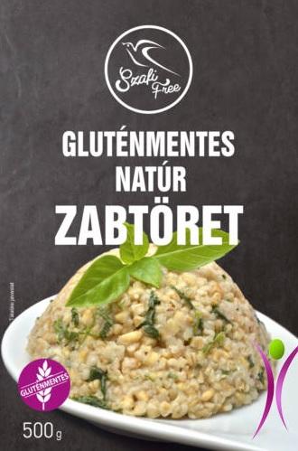 Szafi Free Glutenfree Plain Oat side dish 500gr