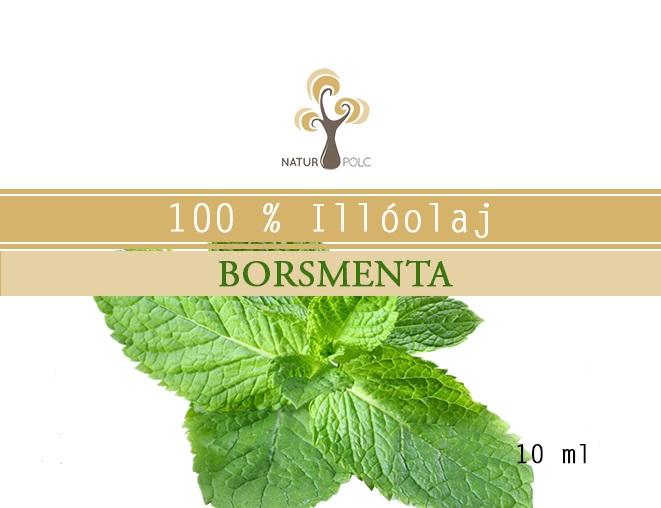 Peppermint Essential Oil, 10 ml