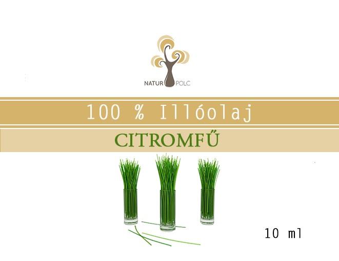Lemongrass Essential Oil, 10 ml