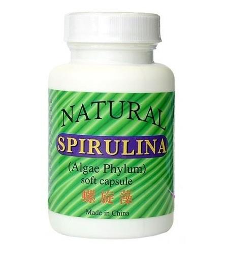 Dr. Chen Spirulina Algae, 60 capsules