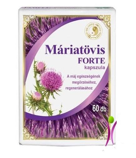 Dr. Chen Milk Thistle Forte 60 capsules
