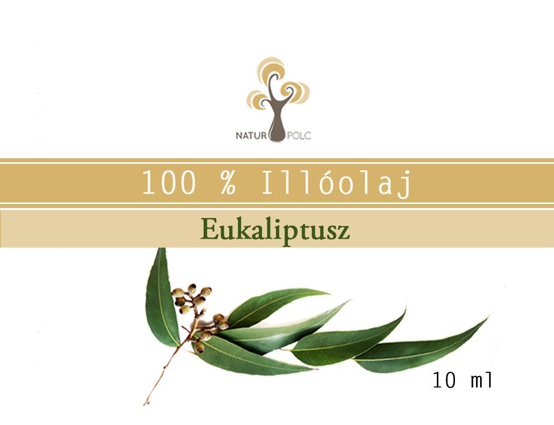 Eucalyptus Essential Oil, 10 ml