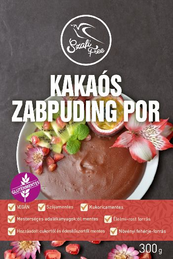 Szafi Free Cocoa Oat Pudding 300gr (12 portions)