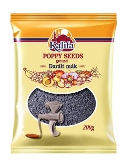 Poppy seeds ground 200gr