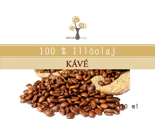 Coffee Essential Oil, 10 ml