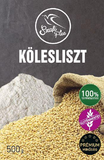 Szafi Free Millet flour 500gr