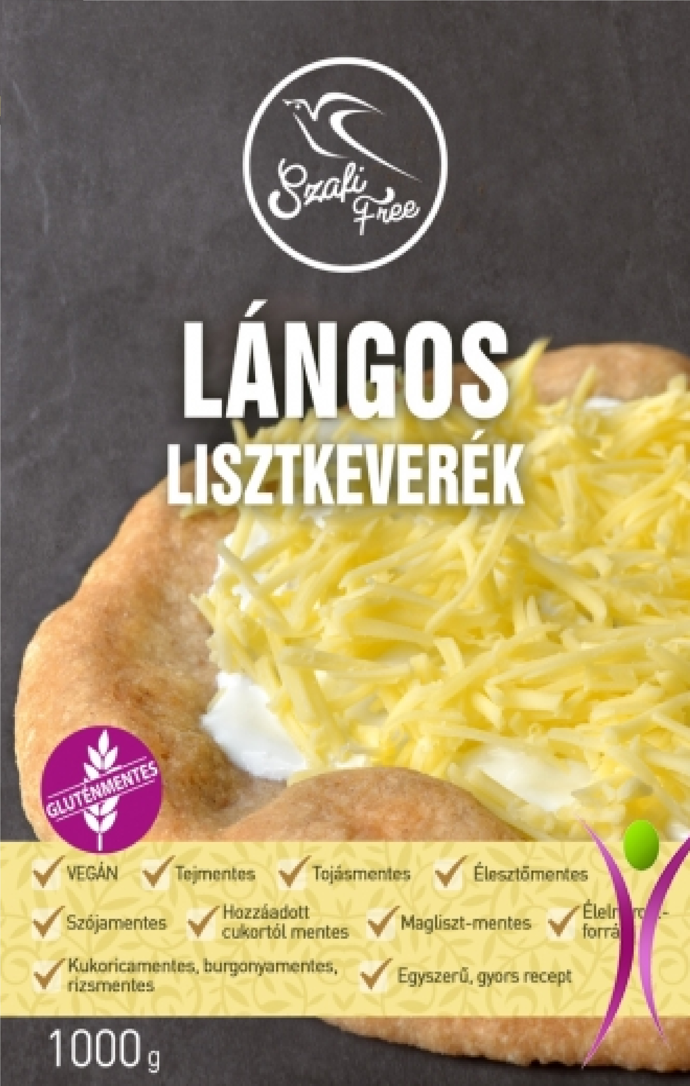 Szafi Free 'Langos' Mix 1 kg